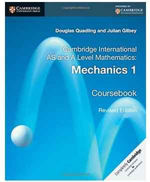Advanced Level Mathematics Mechanics 1