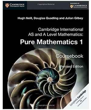 Advanced Level Mathematics Pure Mathematics 1