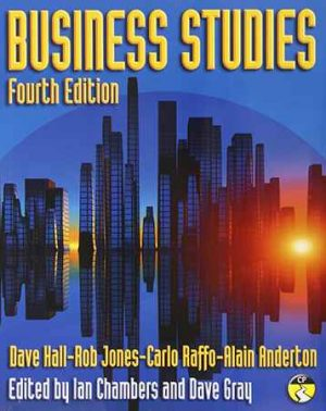 Business Studies - Dave Hall