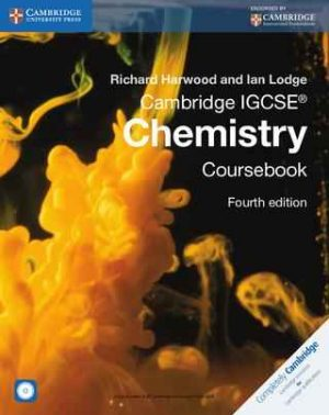 Cambridge IGCSE Chemistry Coursebook
