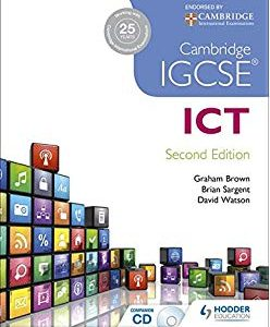 Cambridge International AS and A Level Applied ICT (Hodder)