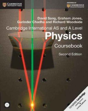 Cambridge International AS and A Level Physics Coursebook (Latest edition)