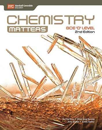 O Level Chemistry Matters