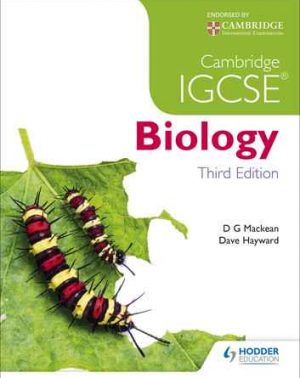 GCSE Biology by D. G. Mackean (Hodder)