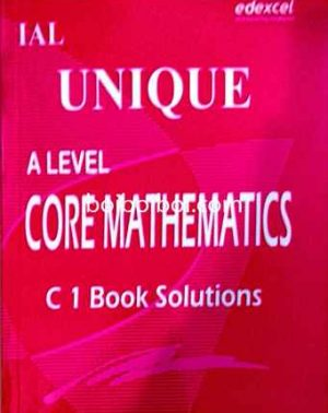 A Level C1 Book Solutions