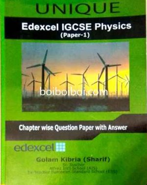 Edexcel Igcse Physics p1 ChapterWise Solution Golam Kibria sharif