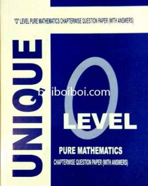 O Level Pure Math ChapterWise Solution