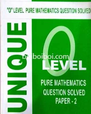 O Level Pure Math Question Solved P2 (10year)