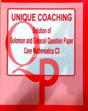 Worked Solution Of Solomon And Edexcel Question Paper C3