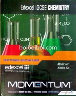 Edexcel Igcse Chemistry ChapterWise Solution Monir/ Khalid