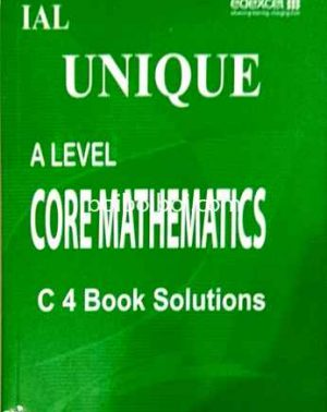 A Level C4 Book Solutions