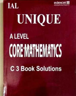 A Level C3 Book Solutions