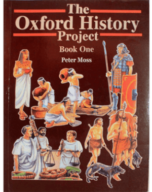 Oxford History Project Book-1 By Peter Moss