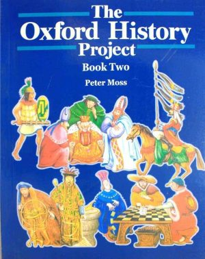 Oxford History Project Book-2 By Peter Moss