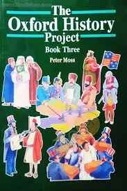 Oxford History Project Book-3 By Peter Moss