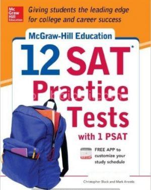 12 SAT Practice Test With PSAT