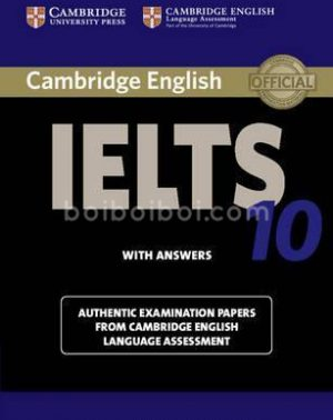 Cambridge IELTS 10 With Answer