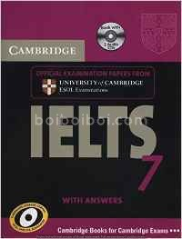 Cambridge IELTS 7 With Answer