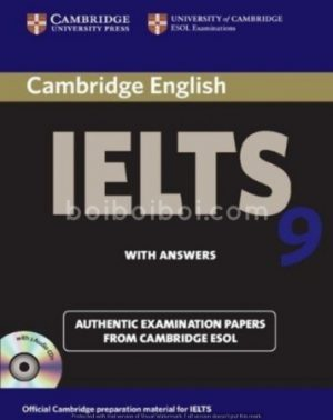 Cambridge IELTS 9 With Answer
