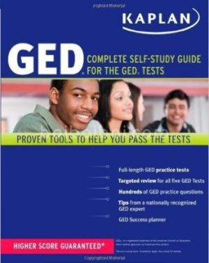 Complete Self-Study Guide For The New GED Test