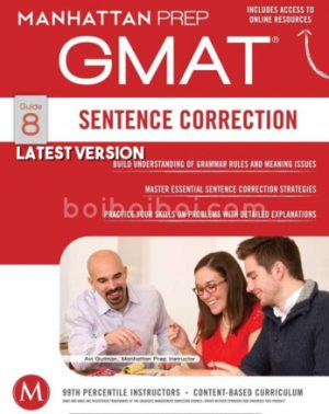 GMAT Sentence Correction By Manhattan Prep