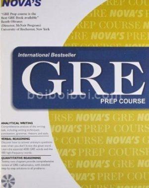 Nova New GRE Math Bible (Math Prep Course)