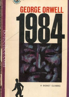1984 by George Orwell (Little Scholarz Pvt. Ltd.)