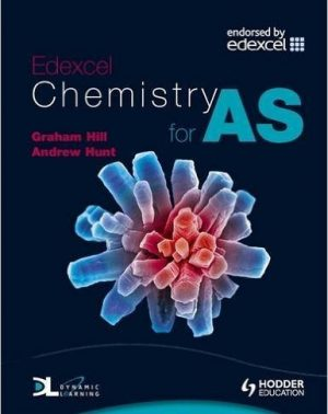 Edexcel Chemistry for AS – Hodder