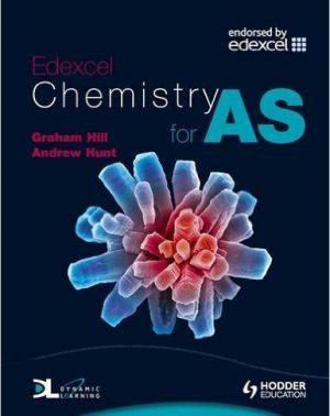 Edexcel Chemistry for AS – Hodder