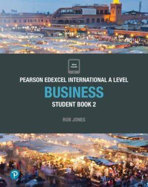 edexcel business studentbook 2