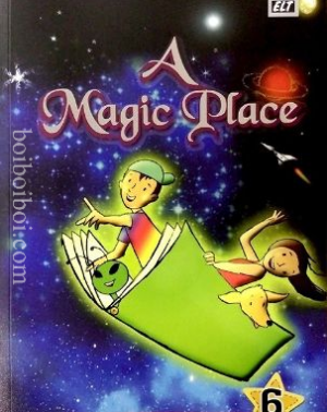 A magic place Reader -6 (Suchhanda sarker)