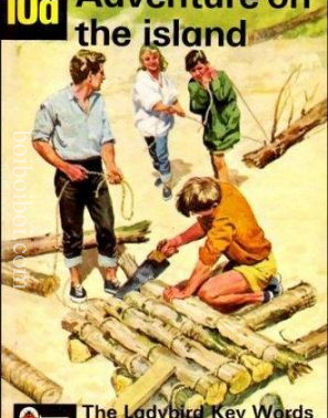 Adventure on the Island (10a) by W. Murray (Published by Ladybird)