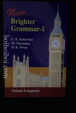 BRIGHTER GRAMMAR – BOOK 1