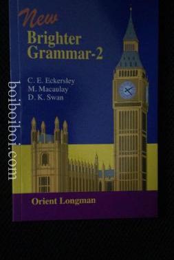 BRIGHTER GRAMMAR – BOOK 2