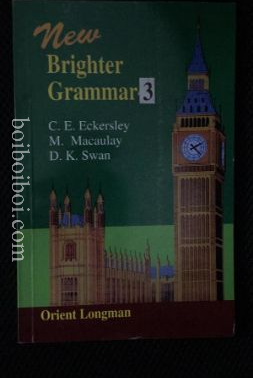 Brighter Grammar Book – 3