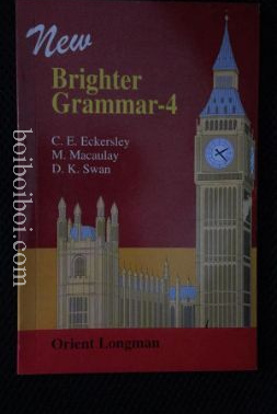 Brighter Grammar Book – 4