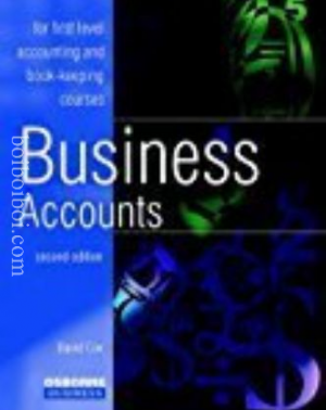 Business Accounting 12th Edition- Frank Wood (Pitman)