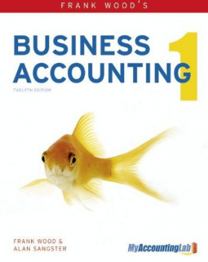 Bussiness Accounting-1 Frank Wood