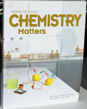 Chemistry Matters (Text book) Toon
