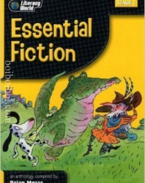 ESSENTIAL FICTION – STAGE – 1