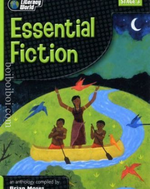 ESSENTIAL FICTION STAGE 3