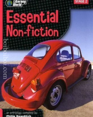 ESSENTIAL NON FICTION STAGE – 2