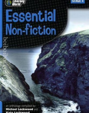 ESSENTIAL NON FICTION STAGE 4