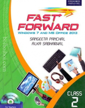 FAST FORWARD CLASS- 2 (3rd EDITION)- OXFORD UNIVERSITY PRESS (PUBLISHED 2016)