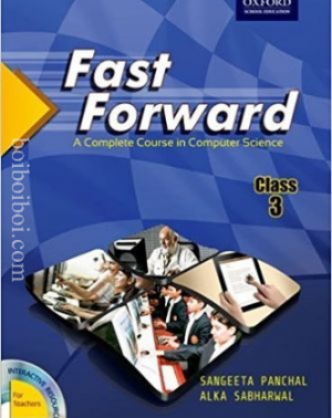 FAST FORWARD CLASS- 3 (3rd EDITION)- OXFORD UNIVERSITY PRESS (PUBLISHED 2016)