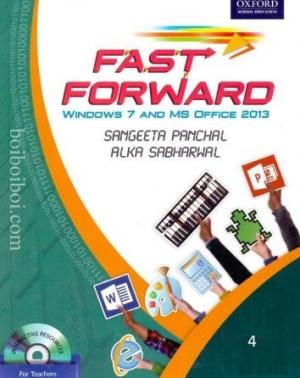 FAST FORWARD CLASS-4 (3rd EDITION)-ALKA SABHARWAL