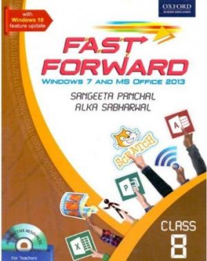 FAST FORWARD CLASS- 8 (3rd EDITION)-SANGEETA PANCHAL & ALKA SABHARWAL