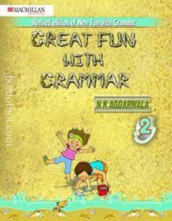Great Fun with Grammer -2 Revise Edition NK Aggarwal