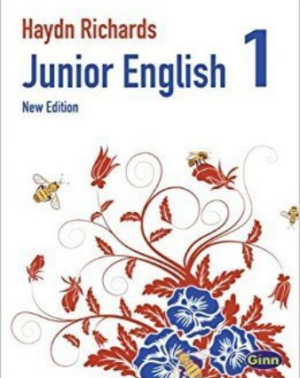 Junior English- Book I, New Edition 2008 and Reprinted in 2010 by H. Richards (Published by Pearson Longman)