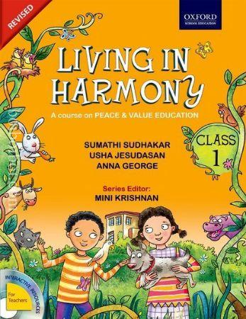 Living in Harmony (revised) Book – 1, By-Sumathi Sudhakar, Usha Jesudasan